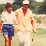 Behavior Psychology came in handy for being an LPGA tour caddie.